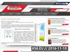 Miniaturka domeny www.xn--drzwiwrocaw-15b.com.pl