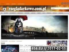 Miniaturka domeny xn--gryprzegldarkowe-43b.com.pl