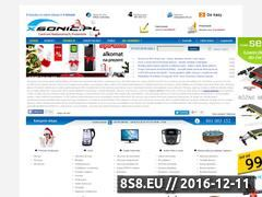 Miniaturka domeny www.xsonic.pl