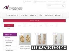 Miniaturka xuping.com.pl (Hurtownia biżuterii sztucznej)