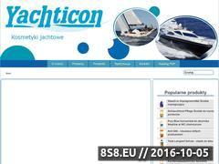 Miniaturka domeny yachticon.farbyjachtowe.pl