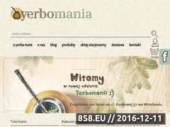 Miniaturka domeny yerbomania.pl