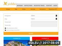 Miniaturka domeny yobboo.pl