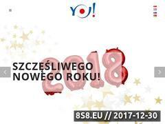Miniaturka yoclub.pl (Producent odzieży dziecięcej yo!)