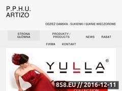 Miniaturka domeny www.yulla.pl