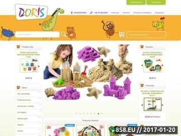 Zrzut strony Zabawki interaktywne