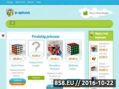 Miniaturka domeny www.zabawkiedukacyjne.eu