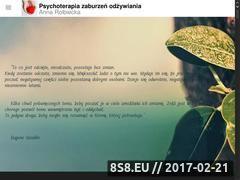 Miniaturka Leczenie zaburzeń odżywiania (zaburzenia-odzywiania-terapia-gdansk.pl)