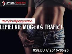 Miniaturka domeny zacznijcwiczyc.pl