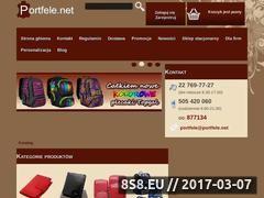 Miniaturka domeny www.zafira.com.pl