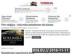 Miniaturka domeny www.zaginiona-owca.pl