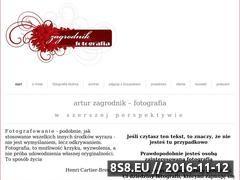 Miniaturka domeny www.zagrodnik.withtank.com