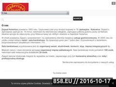 Miniaturka domeny www.zajazdhubertus.pl