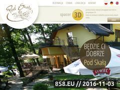 Miniaturka domeny www.zajazdpodskala.pl
