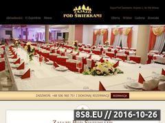 Miniaturka domeny www.zajazdpodswierkami.pl