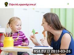 Miniaturka domeny zajecialogopedyczne.pl
