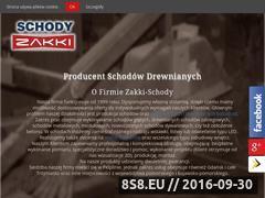Miniaturka domeny zakki-schody.pl