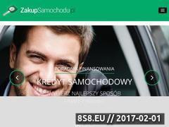 Miniaturka zakupsamochodu.pl (Jak kupić auto)