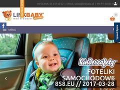 Miniaturka domeny zakupy.linkbaby.pl