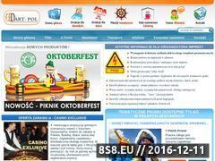 Miniaturka domeny www.zamki-dmuchane.pl
