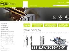 Miniaturka domeny www.zamkisklep.pl