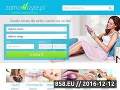 Miniaturka domeny zamowwizyte.pl
