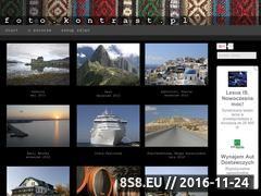Miniaturka zaniewski.net (Galeria fotografii podróżniczej)