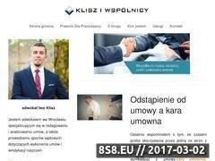 Miniaturka www.zanim-podpiszesz.biz.pl (Adwokat Wrocław)