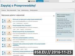 Miniaturka zapytajoprzeprowadzke.pl (Przeprowadzkowe pytania i odpowiedzi - Zapytajoprzeprowadzke.pl)