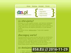 Miniaturka domeny www.zarabianiewdomu.dzs.pl