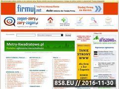 Miniaturka domeny www.zary-zagan.pl