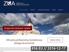 Miniaturka domeny zarzadzanie.kalisz.pl