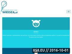 Miniaturka zaszczepsiewiedza.pl (Wiedza o szczepieniach)