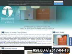 Miniaturka zatokazdrowia.pl (USG tarczycy - Zatoka Zdrowia)