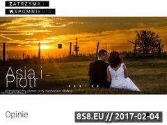 Miniaturka Zatrzymaj Wspomnienia - fotograf ślubny (zatrzymajwspomnienia.pl)