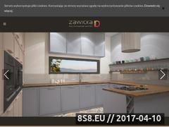 Miniaturka zawicka-id.pl (Projektowanie wnętrz - Zawicka ID)
