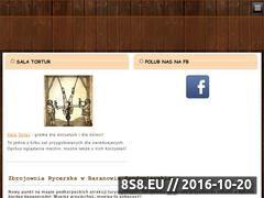 Miniaturka domeny zbrojowniarycerska.pl