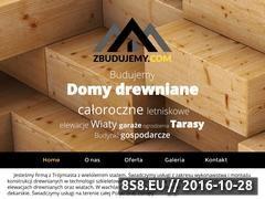 Miniaturka domeny www.zbudujemy.com