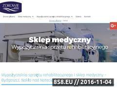 Miniaturka domeny www.zdrowie.naklo.pl