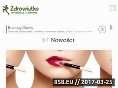Miniaturka domeny www.zdrowomi.pl