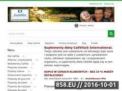 Miniaturka domeny www.zdrowysklep.eu