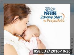 Miniaturka domeny www.zdrowystartwprzyszlosc.pl