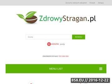 Zrzut strony Słodziki i sól spożywcza w e-sklepie Zdrowy Stragan