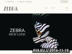 Miniaturka domeny zebra-buty.pl