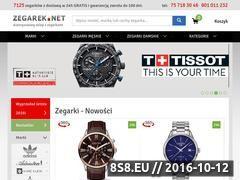 Miniaturka domeny www.zegarek.net