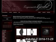 Miniaturka domeny www.zegarki.twoje-zakupy.pl