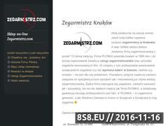 Miniaturka zegarmistrz-krakow.com (Tissot Kraków)