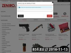 Miniaturka domeny zeniro.pl