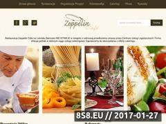 Miniaturka domeny zeppelincafe.pl