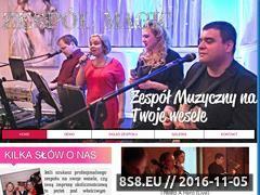 Miniaturka domeny zespolmagic.pl
